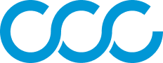 CCC logo blue