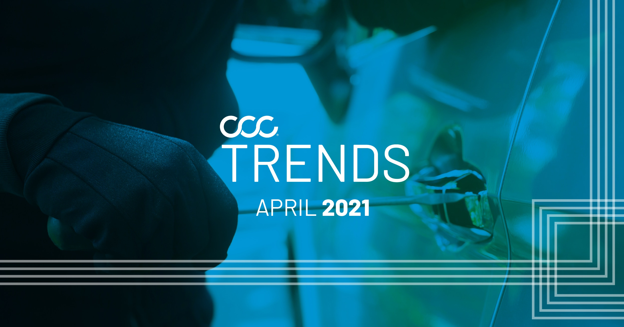 CCC Trends: A Convergence of Trends Driving Vehicle Theft