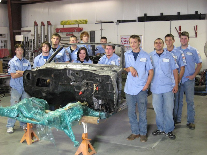 Your Collision Repair Shop's Leftover Parts Can Impact the Future
